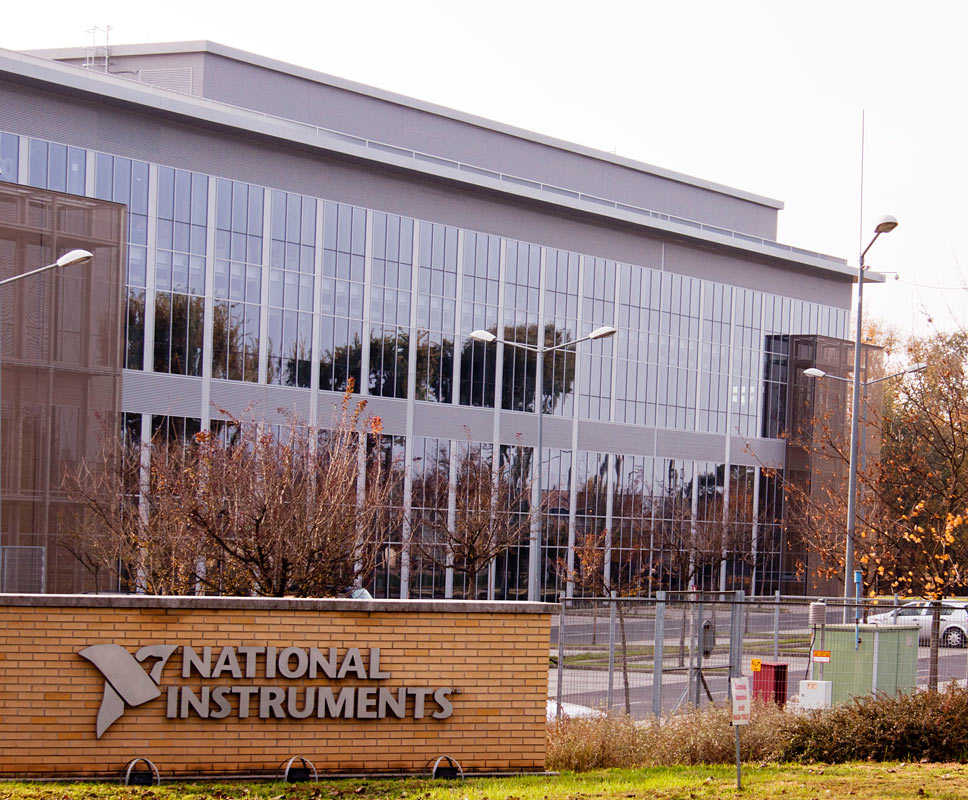 National Instruments, Debrecen